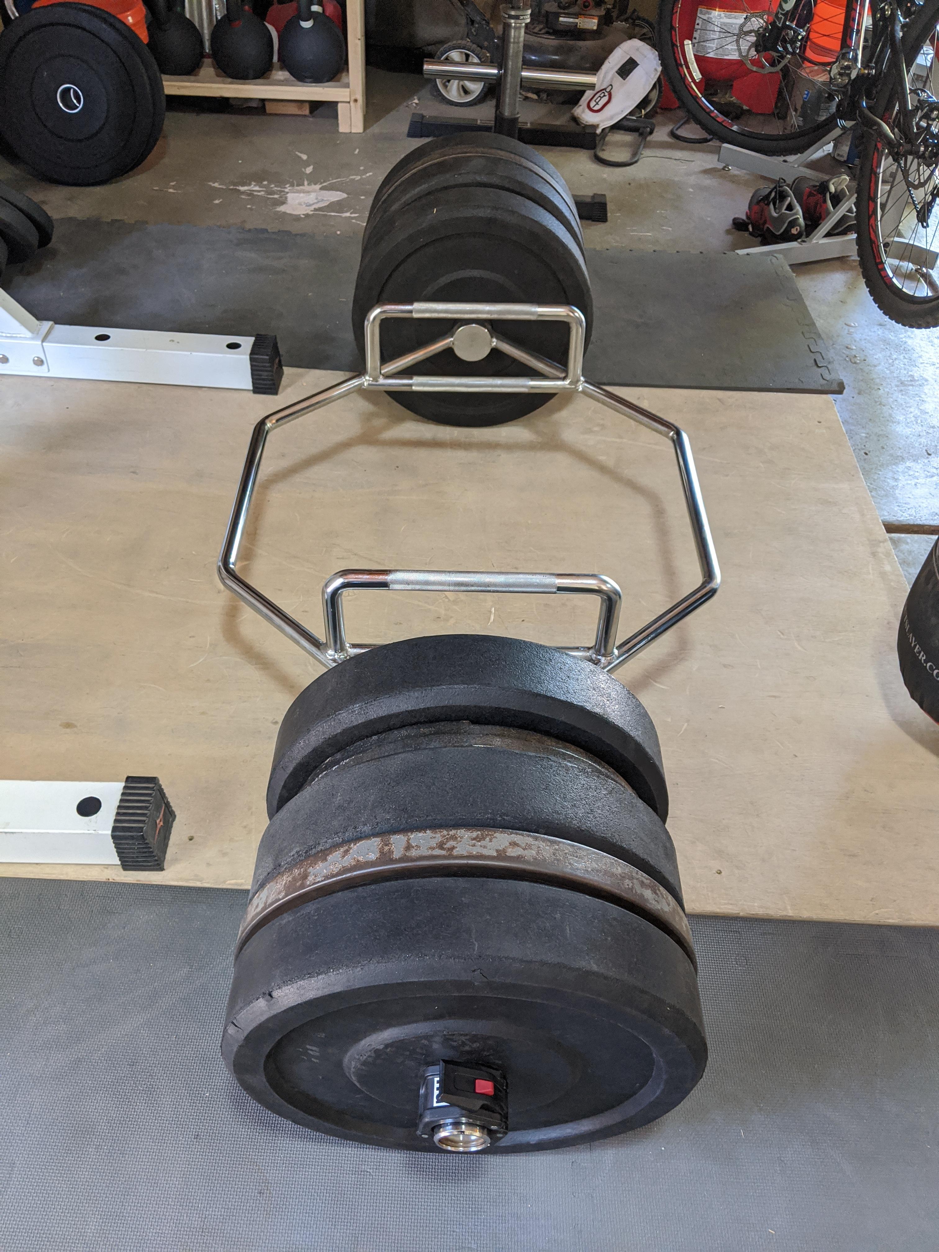 hex bar loaded 2